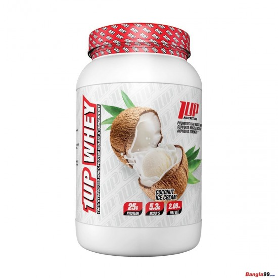 1UP Nutrition Whey Protein 2lbs
