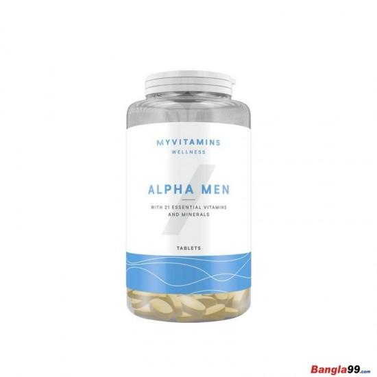 Alpha Men Multivitamin Myprotein 240 Tab