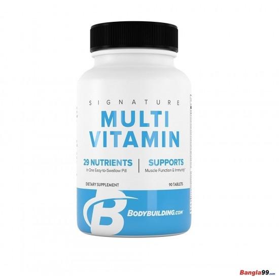 Bodybuilding. Com Multivitamin Signature 90