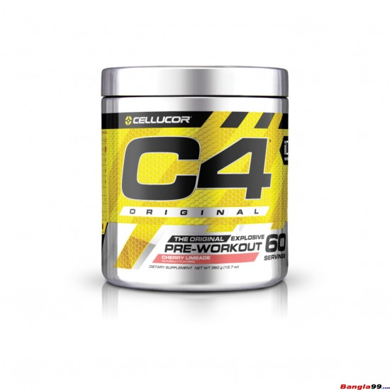 C4 Pre Workout 60 Serving