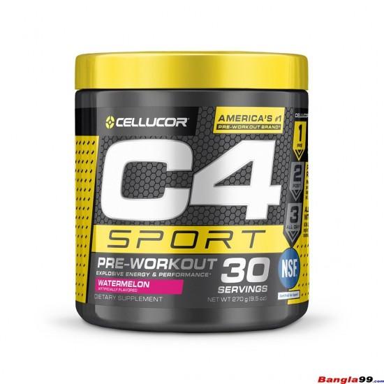 C4 Sport Pre Workout