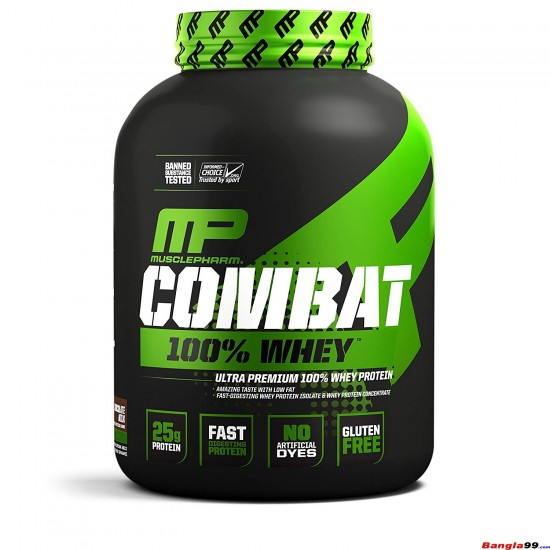 Combat  Whey Protein 5lbs