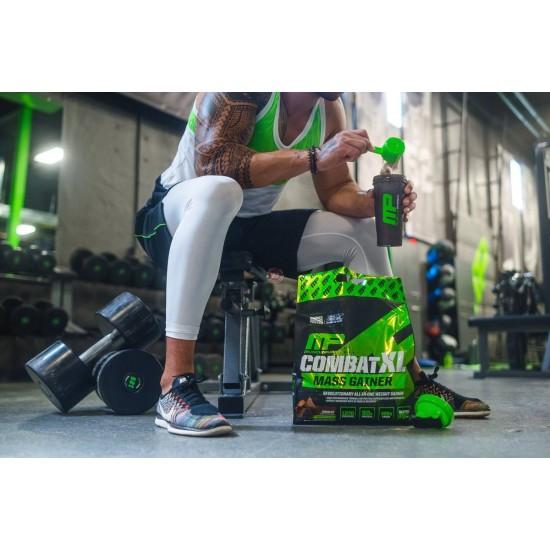 MusclePharm Combat XL Mass Gainer Powder 12lbs