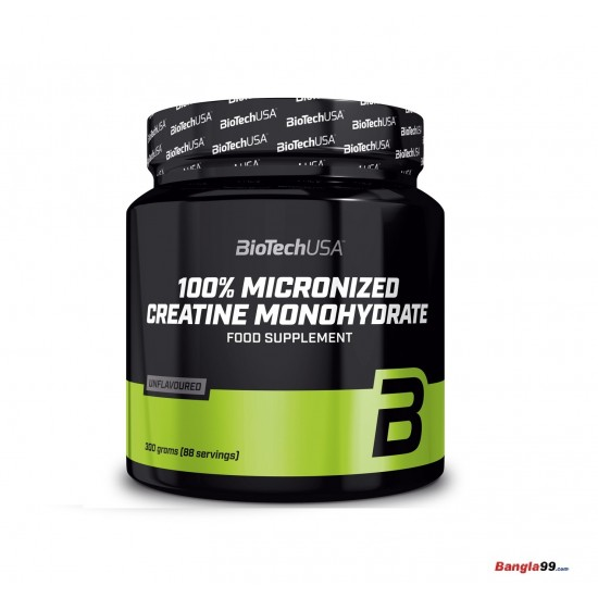 Creatine Monohydrate by BioTechUSA