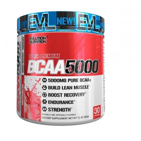 Evlution Nutrition BCAA 5000 Powder
