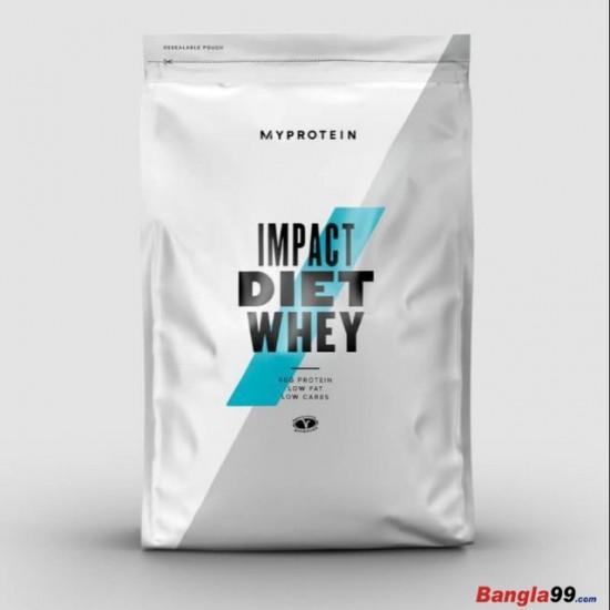 Impact diet whey 5.5lbs By Myrprotein