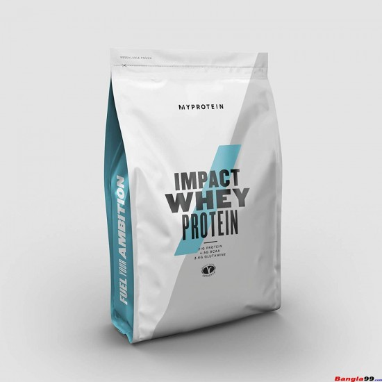 Impact Whey Isolate By MyProtein 11lbs