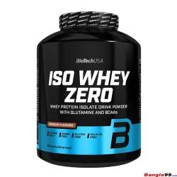 Iso Whey Zero by BiotechUSA 5lbs