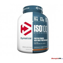 ISO100By Dymatize 5lbs