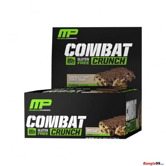 MusclePharm Combat Protein Bar