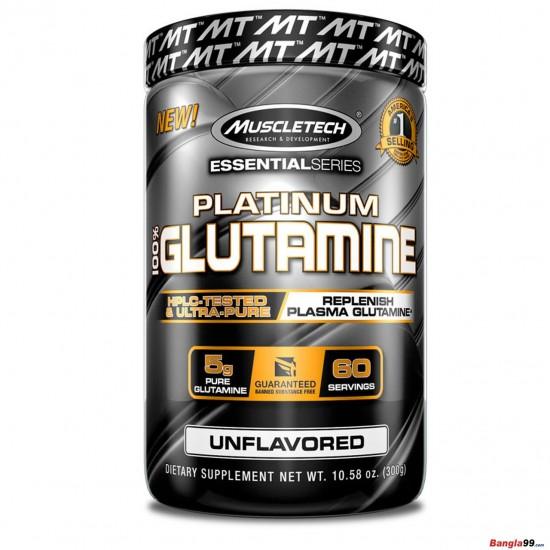 MuscleTech Glutamine 60 Servings