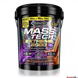 MuscleTech Mass Tech Extreme 2000 Mass Gainer 22lbs