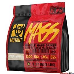 Mutant Mass Weight Gainer 5lbs