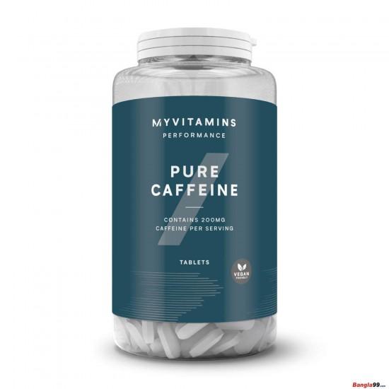 MyProtein Caffeine 200 Tablets