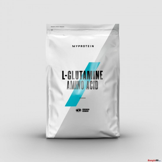 MyProtein L Glutamin 50 days