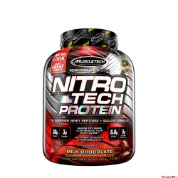 NitroTech Whey Protein 4lbs By Muscle tech