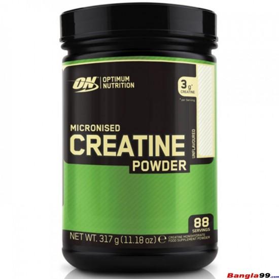Optimum Nutrition Creatine Powder 88 Servings