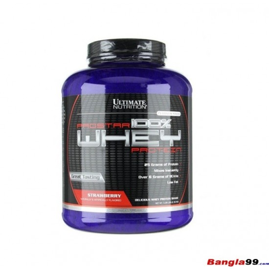 PROSTAR Whey Protein By Ultimate Nutrition