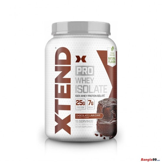 Scivation XTEND Pro Protein Powder Isolate 2lbs