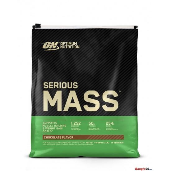 Serious Mass Weight Gainer 12lbs