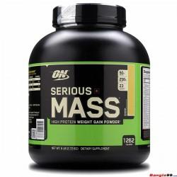Serious Mass Weight Gainer 6lbs