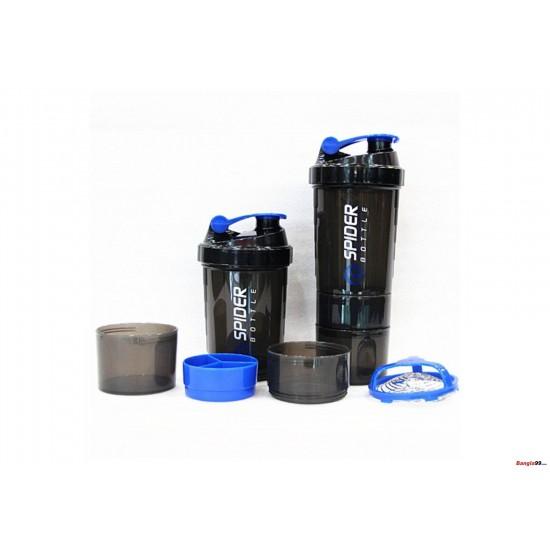 Spider Shaker 3 Part Blue