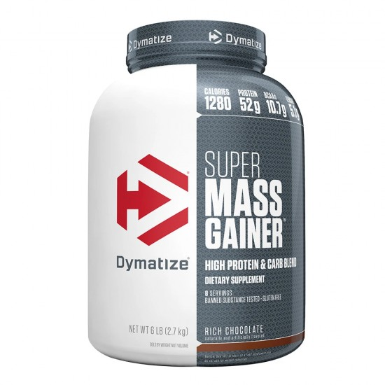Super Mass Gainer 6lbs By Dymatize