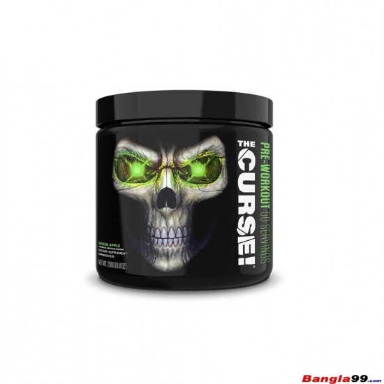 The Curse Advanced Pre-Workout